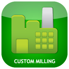 Custom Milling Perth